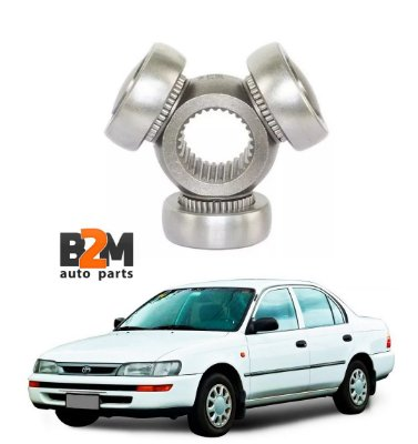 Trizeta Do Cambio Toyota Corolla 1.8 97/02 Manual 29 Dentes