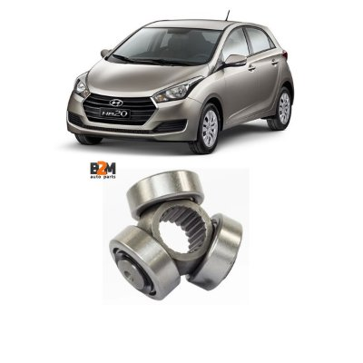 Trizeta Hyundai Tucson  I30 2.0 16v  22 Dentes Elo 38,75mm