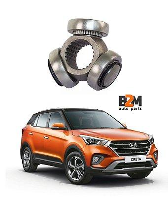 Trizeta Hyundai Creta 2.0 2017/.. Aut. Ld Direito 23 Dentes