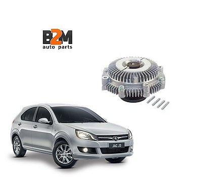 Polia Embreagem Viscosa Jac Motors T8 2.0 16v 2014/2015