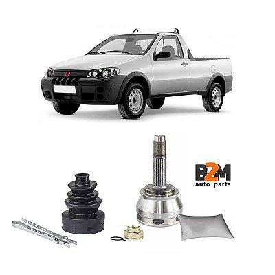 Junta Homocinetica Fiat Strada 1.3 1.5 1.6 98/06 22x22 S/abs