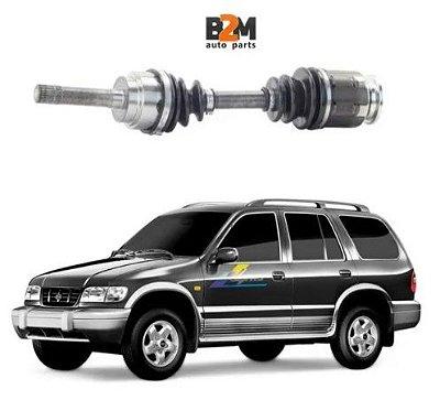 Semieixo Kia Sportage 2.2 4x4 98/04 Diesel Ld Esquerdo 26x26