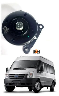 Polia Correia Alternador Ford Transit 2.4 Ranger 2.2 2.3 13/ Troller 3.2 20v Tdci 2015