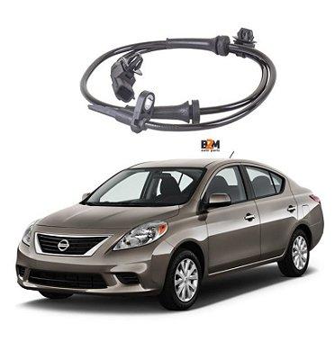 Sensor Abs Nissan March Versa 1.0 1.6 11/.. Dianteiro