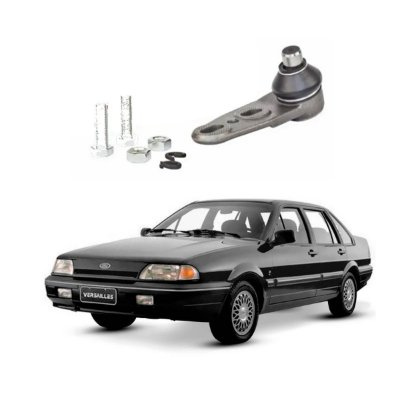 Pivo Inferior Suspensao Ford Versailles Royale 1.8 2.0 L.di