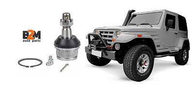 Pivo Inferior Suspensao Troller T4 2.0 2.8 3.0 3.2 // Ford F1000 2.5 3.6 3.9 4.9