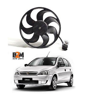 Eletroventilador Ventoinha Gm Corsa Classic 2011/.. 94722520