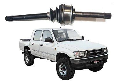 Semieixo Toyota Hilux 2.8 3.0 4x4 97/04 Eixo Dana 34x26 Dent