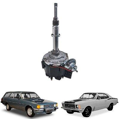 Distribuidor Gm Opala Caravan 6cc Sistema Hei Eletrônico