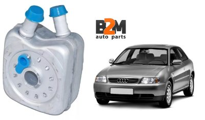Radiador Resfriador Óleo AUDI A3 A4 A6 TT // VW Bora Gol Golf New Beetle Passat Santana 068117021b