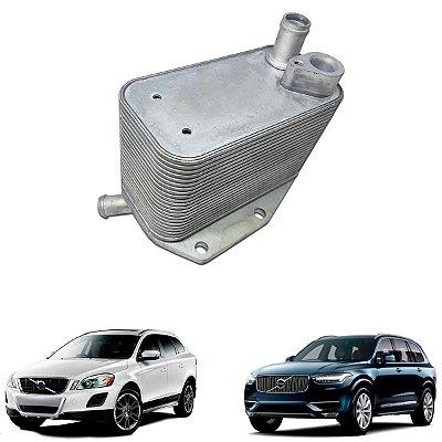 Radiador Resfriador Oleo Motor Volvo S60 S80 Xc60 Xc70 Xc90