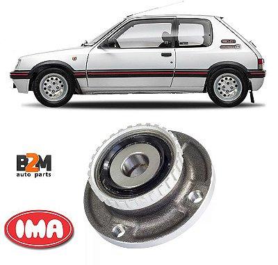 Cubo Roda Traseira Peugeot 205 1.4 1.9 306 1.6 2.0 92/96