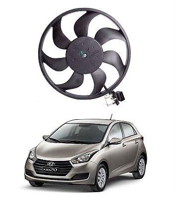 Eletroventilador Hyundai Hb20 1.0 1.6 16v 2012 A 2018