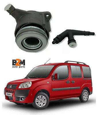 Atuador De Embreagem Hidraulica Fiat Doblo Siena Strada 1.8