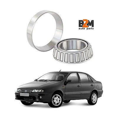 Rolamento Lateral Coroa Diferencial Fiat Marea