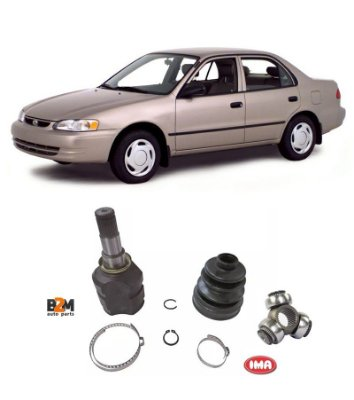 Tulipa + Trizeta Toyota Corolla 1.6 1.8 1993 A 1997 34x29