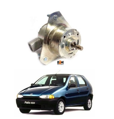 Motor De Ventoinha Palio Siena Strada 1997 A 2002 46449099