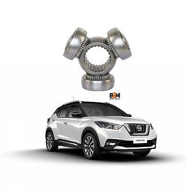 Trizeta Nissan Kicks 1.6 16v 2017/... Automatico 29 Dentes