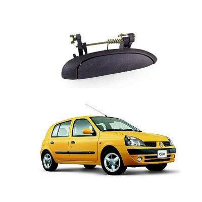 Maçaneta Externa Renault Clio Megane Scenic Logan L Direito