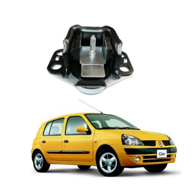 Coxim Motor Direito Renault Clio Symbol Kangoo 1.6 1999/2016