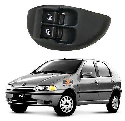 Botão Interruptor Vidro Elétrico Palio 1996 Até 2002 Duplo