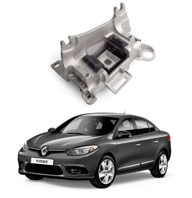 Coxim Cambio Ld Esquerdo Renault Fluence 2.0 2011/.. Manual