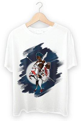 Camiseta Ogum e São Jorge