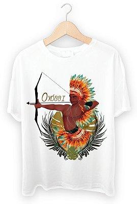 Camiseta Oxossi Caboclo