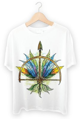 Camiseta Ofa de Oxossi