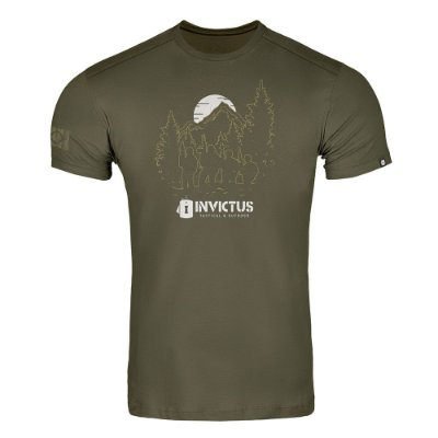 Camiseta Concept Troop - INVICTUS