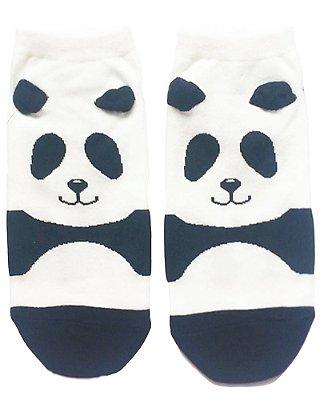 Meia Estampada Supy Panda
