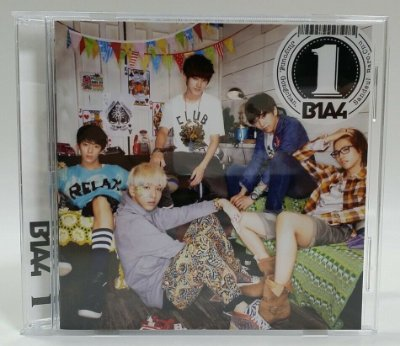 B1A4 - 1 (1º japan studio album)