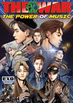 EXO - The war ( Korean ver)