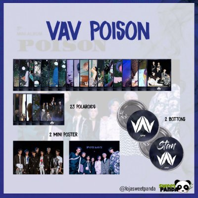 Kit VAV POISON