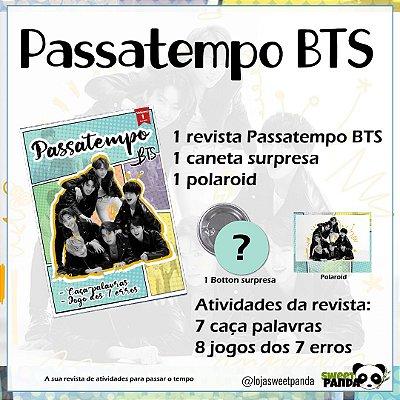 Revista Passatempo BTS