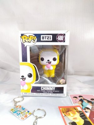 Funko Pop BTS/BT21 Chimmy