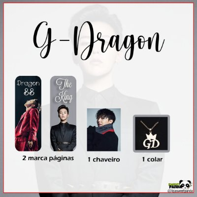 Kit G-dragon of Bigbang