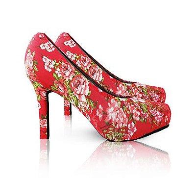 d8444f8737 Capa Fashion Meia Pata - Sophistiquê Floral