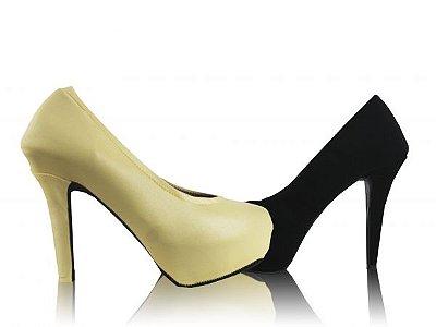 25cb5d238f Capa Fashion para sapato Meia Pata CORES DIVERSAS