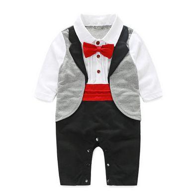 d6c00f71ec05f Roupa Bebê Macacão Tipo Jeans Com Zíper Menino Top Importado - Me ...