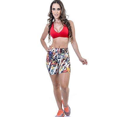 SHORT 1/2 perna Bailarina