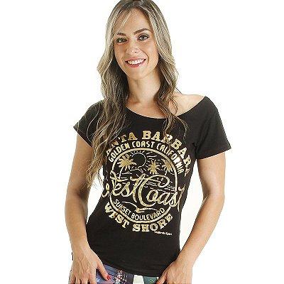 Camiseta Sta Barbara c/ Manga
