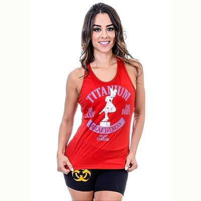 Camiseta Regata Box Jump