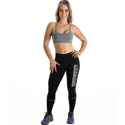 Calça Legging Corsario Titanium Pr U