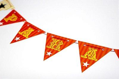 Bandeirola CIRCO - 1 un