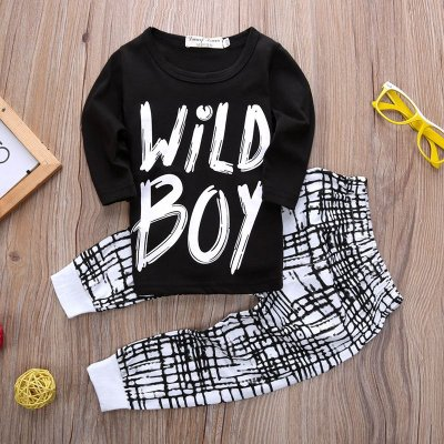 Conjunto Wild Boy