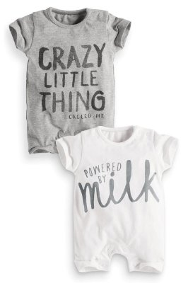 Macacao Bab Milk e Crazy