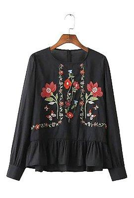 Camisa Floral Vadim