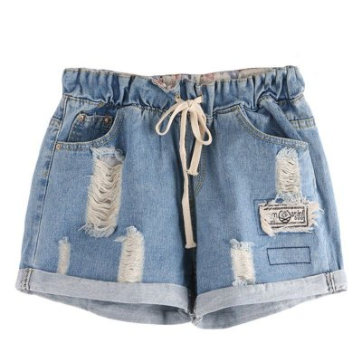 Short Casual Jeans