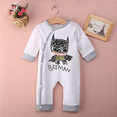 Macacao Baby Batman